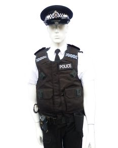 Traditional Police Officer