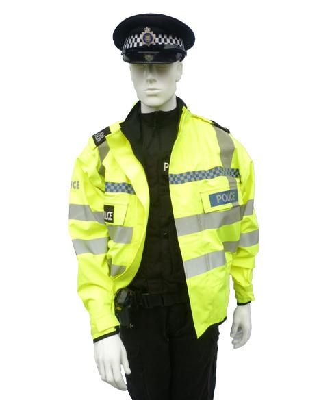 Police Hi-Viz Jacket